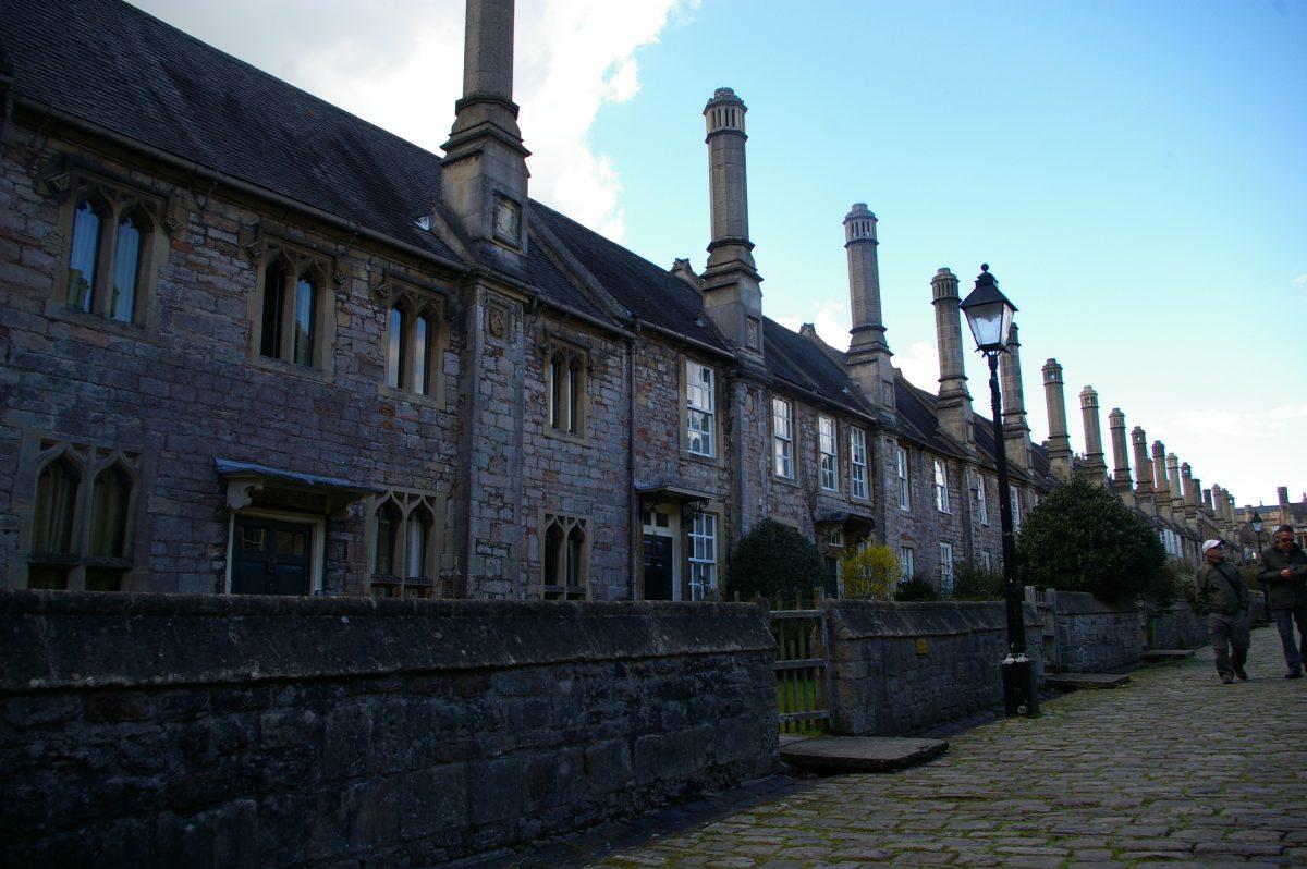 Vicars Close Wells