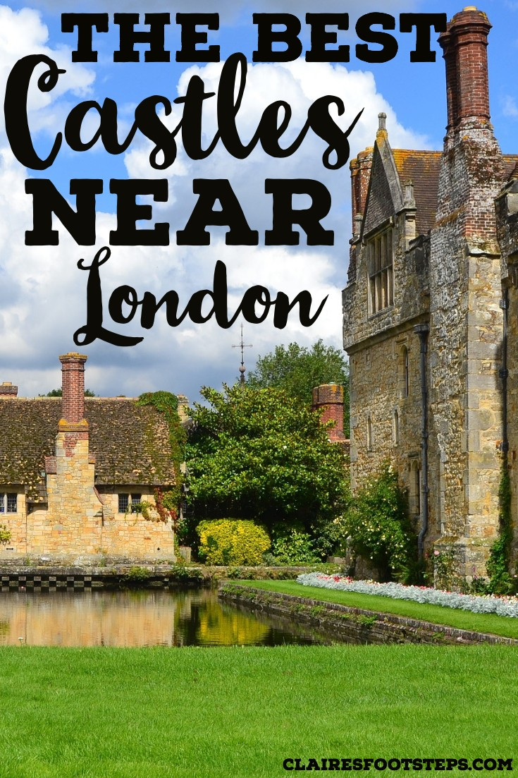 If you're searching for some more unusual things to do in London, check out these castles near London. They all make great day trips from London and are great for visiting London with kids. See some of the best historical sites in England and Britain with these castles in London!