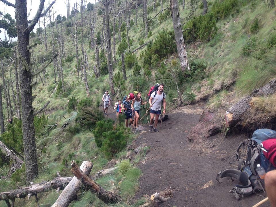 Acatenango hike