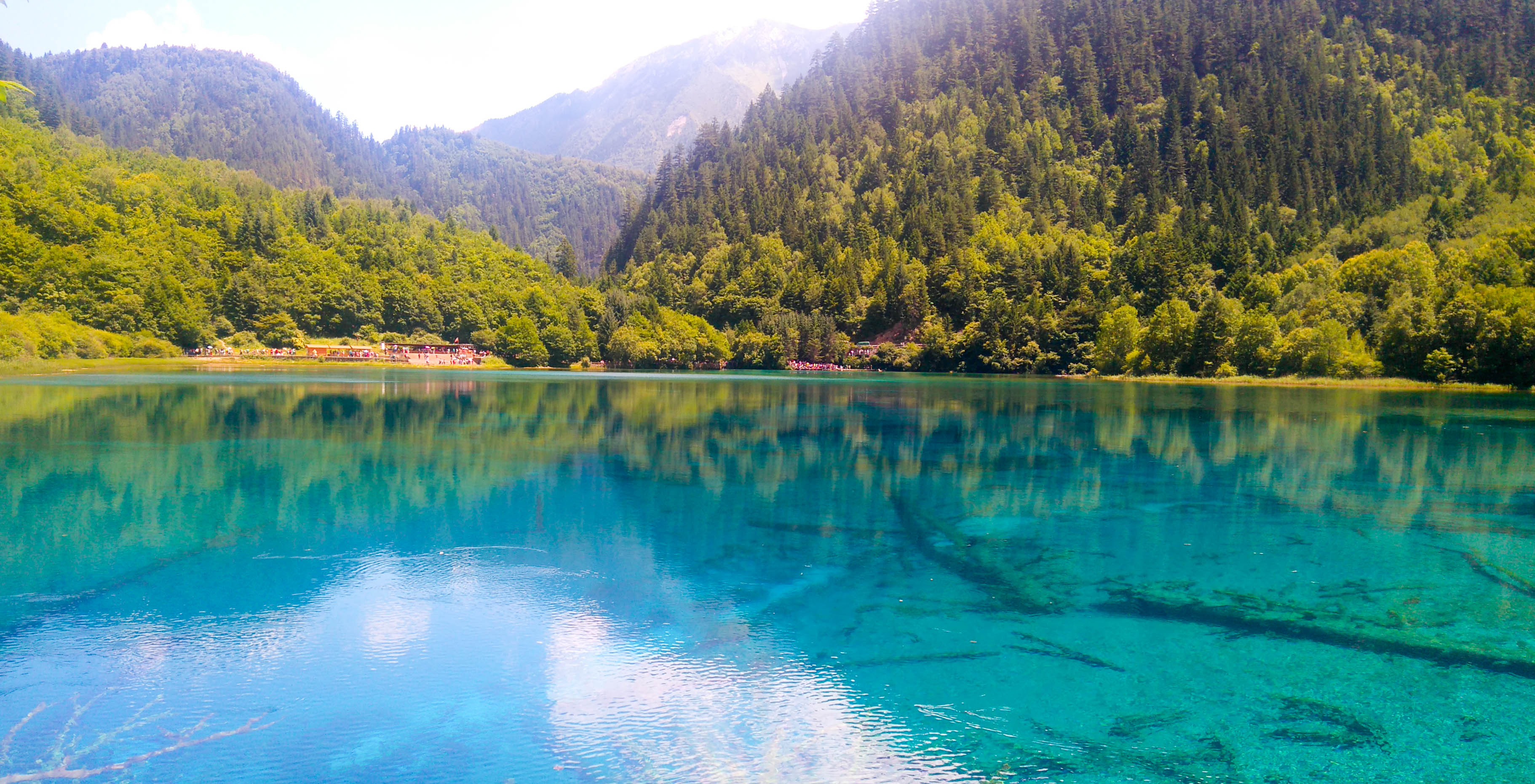 Visiting Jiuzhaigou A Magical Valley On The Edge Of The
