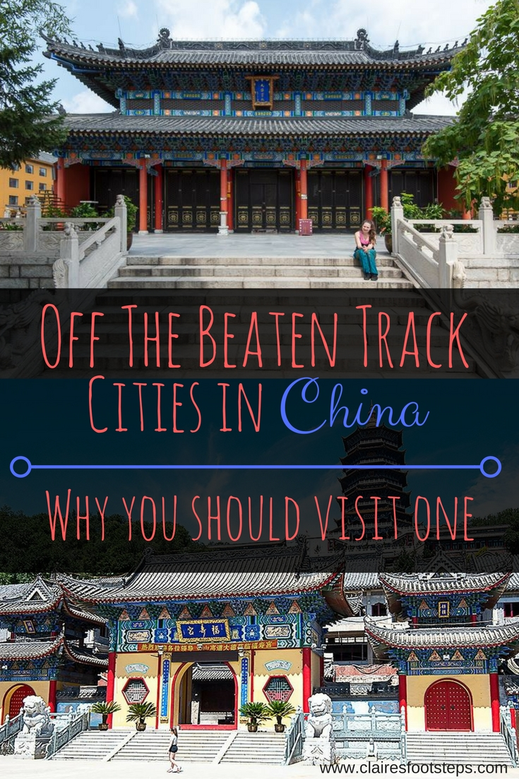 We've all heard of Beijing and Shanghai, but there's lots of reasons why you should visit the really non-touristy cities in China. Check out the reasons here!