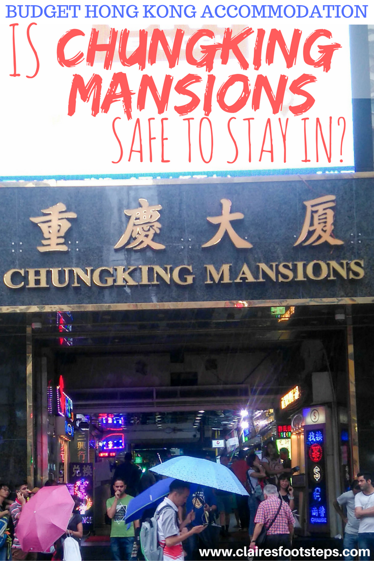 Chungking Mansions doesn't have the best reputation, and it is known to be a dangerous spot of Hong Kong. I spent five days there and here's my verdict on whether it is safe...