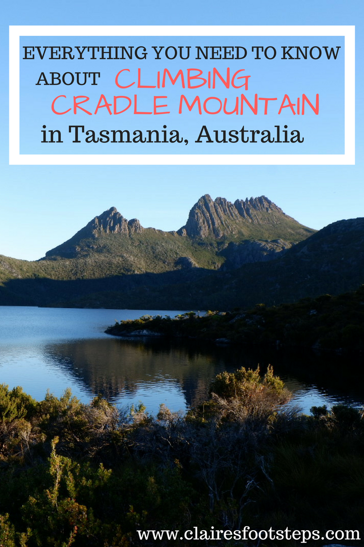 Cradle Mountain is Tasmania's most famous and renowned work. Reaching the summit is no easy job: here's how to do it!