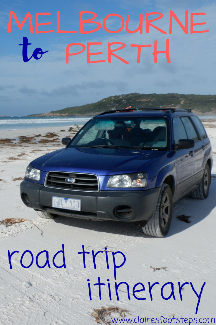 how to drive to darwin from melbourne