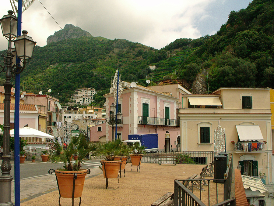 amalfi coast must see