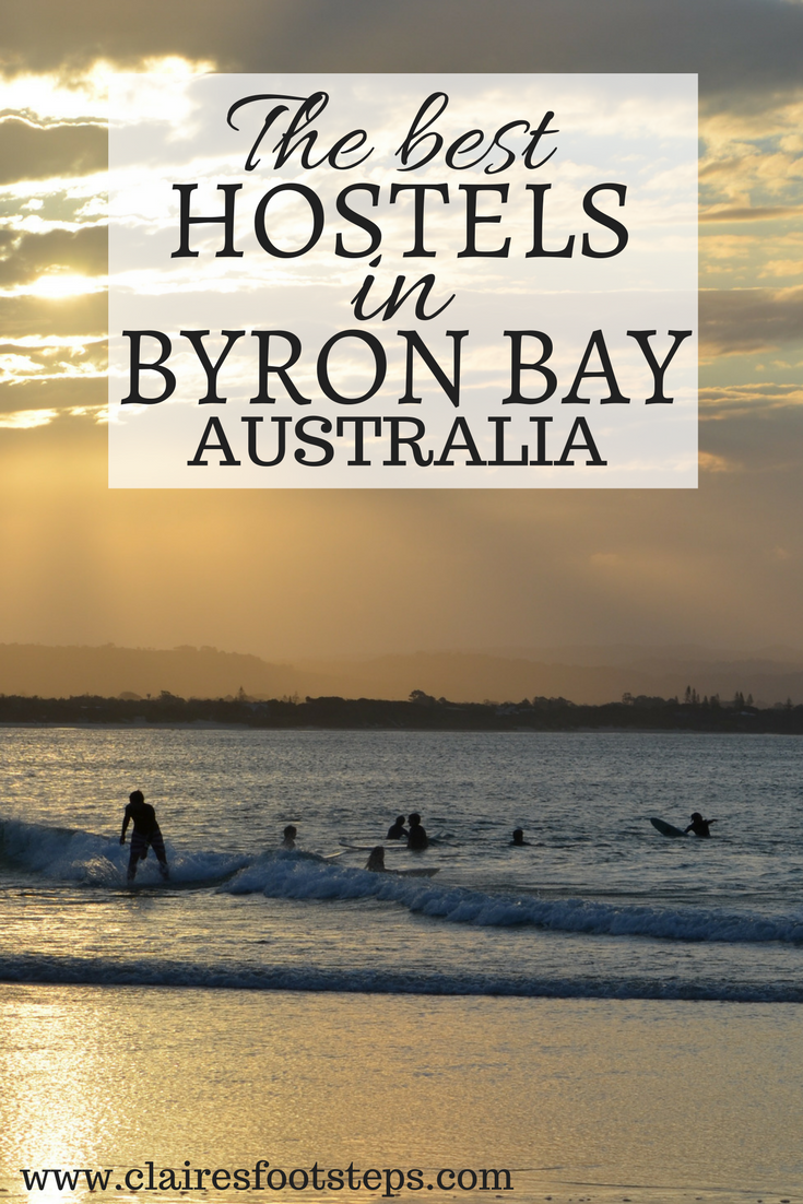 How to find Jobs in Byron Bay | Claire's Footsteps