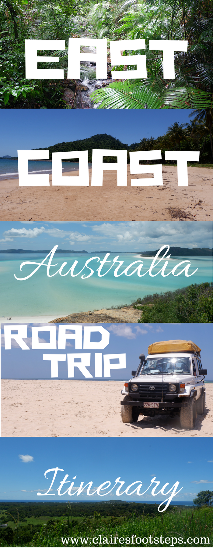 Searching for an east coast Australia road trip itinerary? This suggested route will take you through the highlights and hidden gems of the east coast of Australia, including spots in Queensland, New South Wales and Victoria. Split into three sections: Cairns to Brisbane drive, Brisbane to Sydney drive and Sydney to Melbourne drive, and with Australia hostel recommendations and plenty of travel tips for Australia, this is the only Cairns to Melbourne drive itinerary you'll need. Click through to read more!