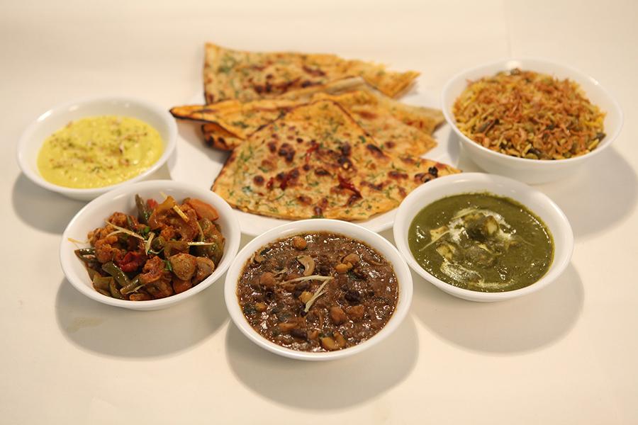 Indian Food Papadam
