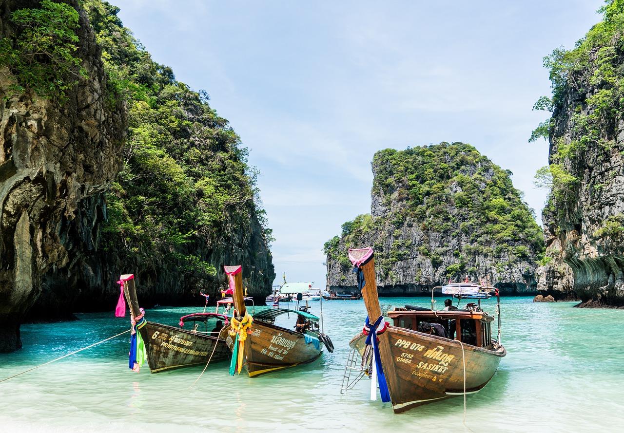 Asia Thailand Beach