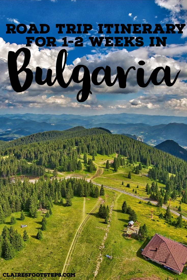 This Bulgaria road trip itinerary will take you through some of Europe's most beautiful countryside and to the best things to do in Bulgaria. Use the Bulgaria itinerary to see where the best places to visit in Bulgaria. Whether you have one week in Bulgaria, 2 weeks in Bulgaria or longer, this road trip itinerary is for you! #bulgaria #itinerary