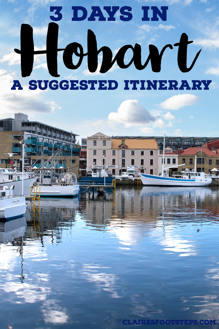 Enjoy 3 days in Hobart by using this Hobart itinerary which details the best things to do in Hobart, day trips from Hobart, restaurants in Hobart, attractions in Hobart and much more. #hobart #australia #travel