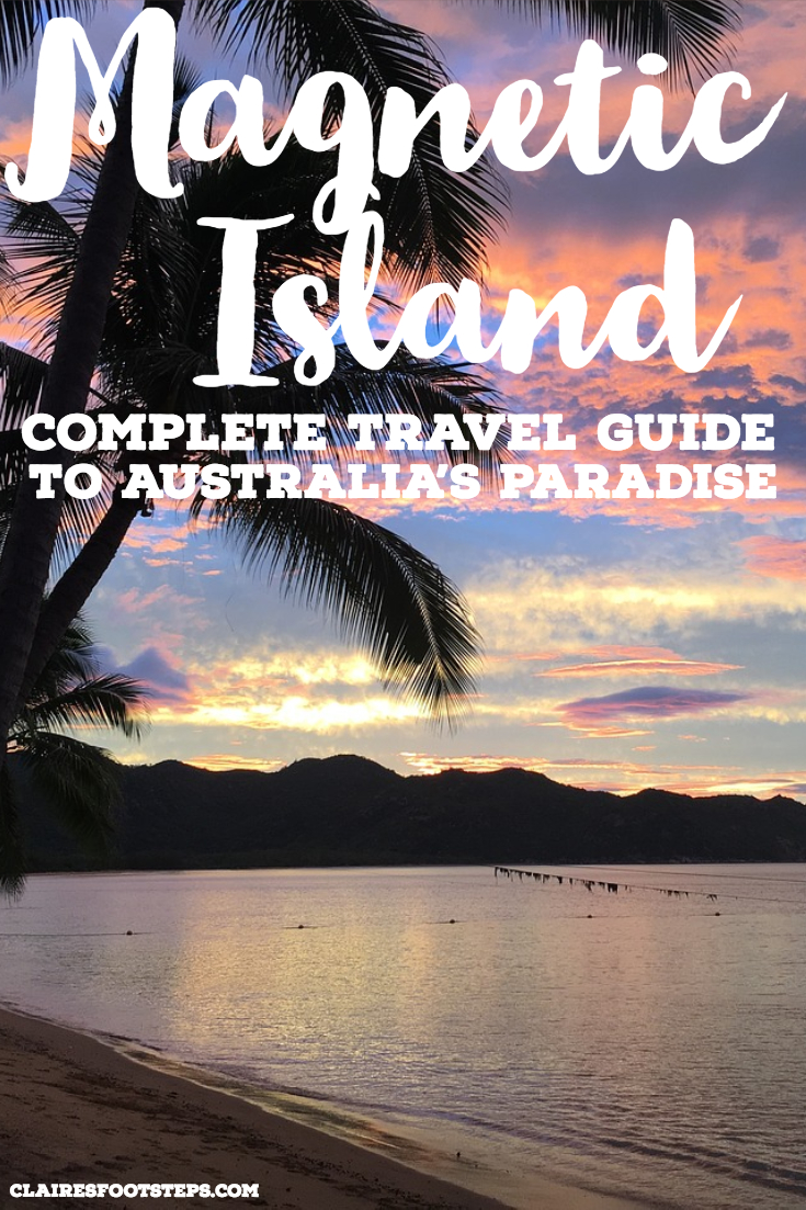Planning a Magnetic Island day trip from Townsville? This handy guide will show you the best things to do on Magnetic Island in 1 day, 2 days or 3 days on Magnetic Island! If you're looking for one of the best islands in Queensland, with some of the best beaches in Australia, here's your answer. With details about restaurants on Magnetic Island, hotels on Magnetic Island and the best snorkelling and hiking on Magnetic Island, read this post for everything you need to know. #magneticisland #queensland #townsville