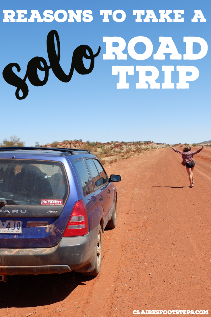 There are plenty of reasons to take a solo road trip, from the liberation you feel to the independence it will give you. But if you are about to do a road trip alone, you'll be wanting some solo road trip tips - and this is where this post comes in! Click through for advice on taking a solo road trip in Australia, the USA, Europe or anywhere else in the world.