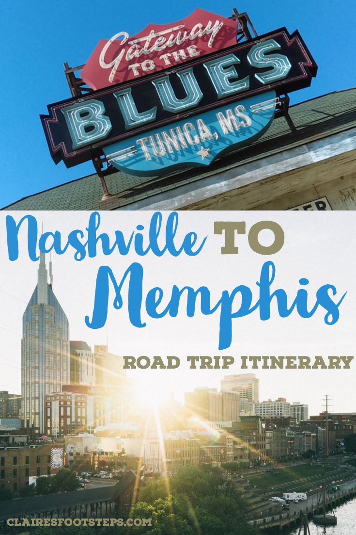 Are you looking to go on a deep south road trip? Check out one of the USA's most culturally dense areas on this Tennessee road trip, which will take you on a Nashville to Memphis drive, and include a mini Mississippi road trip as well! With the best music in the USA, amazing scenery and great places to learn about American history, it is one of the best road trips in America, for sure!