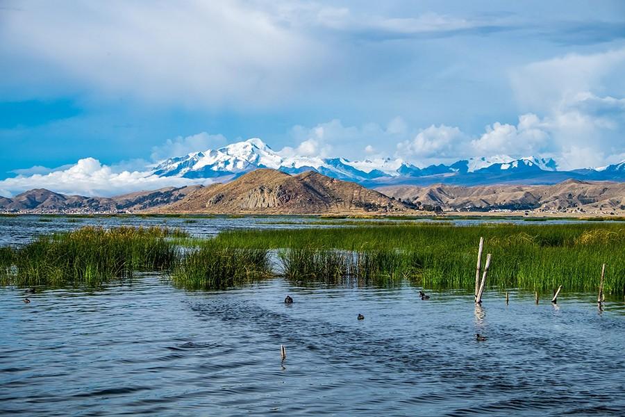 Lake Titicaca Bolivia Itinerary