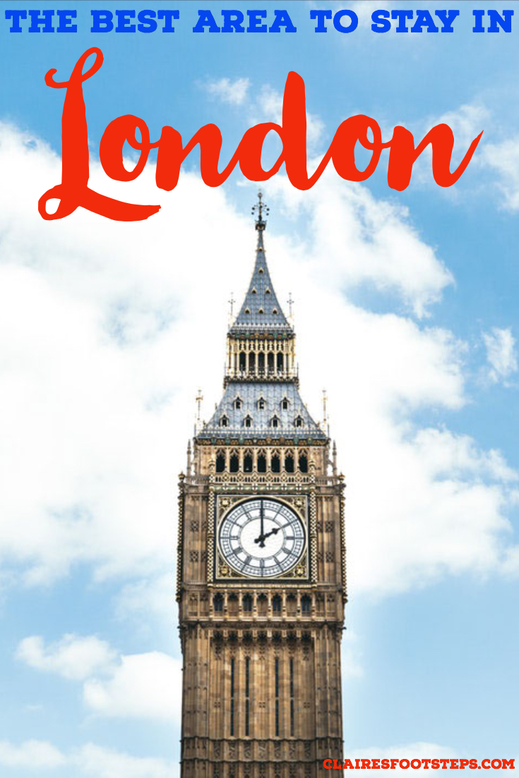 Wondering what is the best area to stay in London? Check out this guide to where to stay in London, filled with the best hotels in London, the best hostels in London and where to look for Airbnbs in London. You'll know all about which neighbourhood to stay in London, where is best to stay in London with kids or a family and where to stay in London as a solo traveller. #london #accommodation