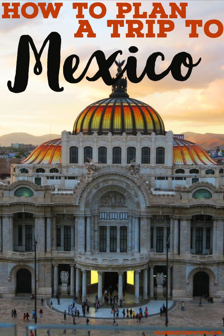 If you're planning a trip to Mexico, use this Mexico trip planner to see some of the highlights of Mexico. It includes the regions of Mexico, the best things to do in Mexico and Mexico attractions. Check it out! #mexico #tripplanning