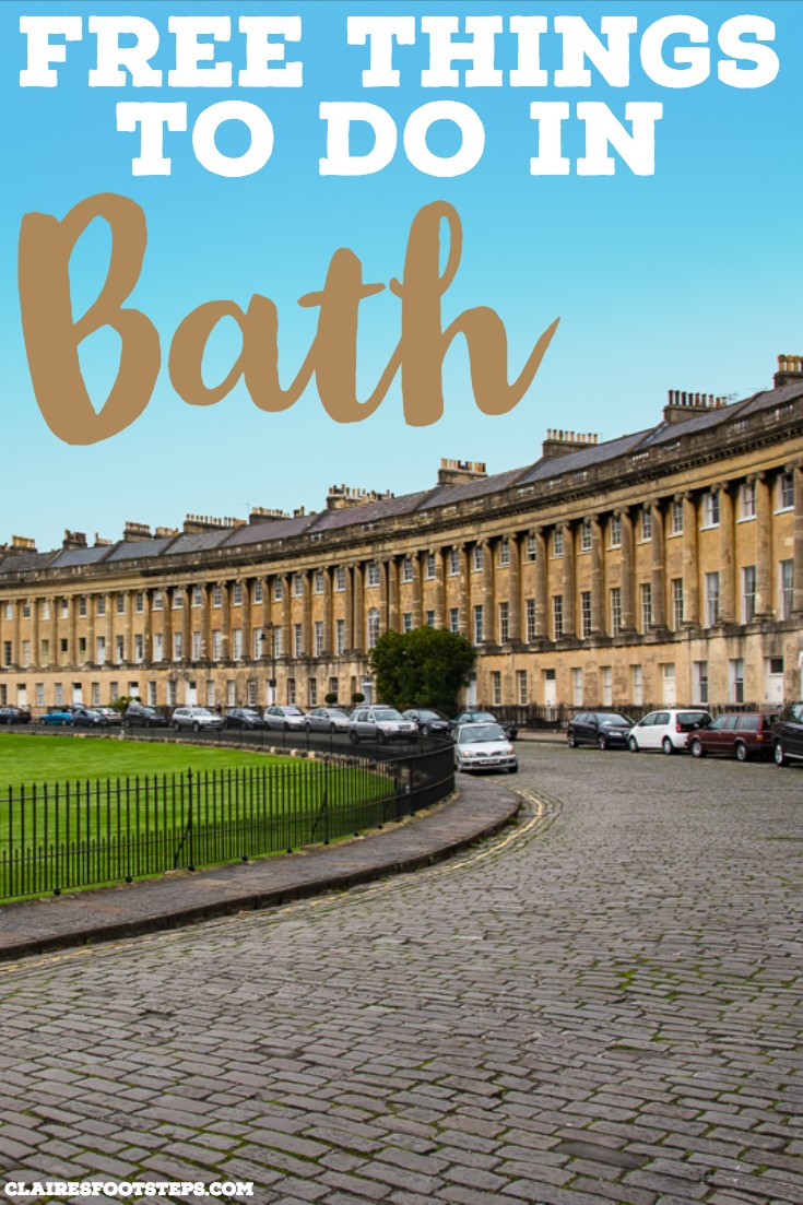 Here is a list of the best free things to do in Bath. If you're visiting Bath, Somerset, UK on a budget and are keen to check out cheap restaurants in Bath and if you're wondering where to stay in Bath there are some hostels in Bath and guesthouses in Bath on this list too. See the best Bath attractions for cheap here!