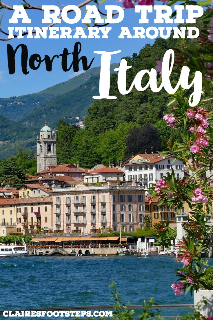 If you're looking for a north italy road trip itinerary, here is your answer. With all the best things to do in North Italy, the best lakes in Italy, the best mountains in Italy and some of the best cities in Italy, check it out! #italy #roadtrip
