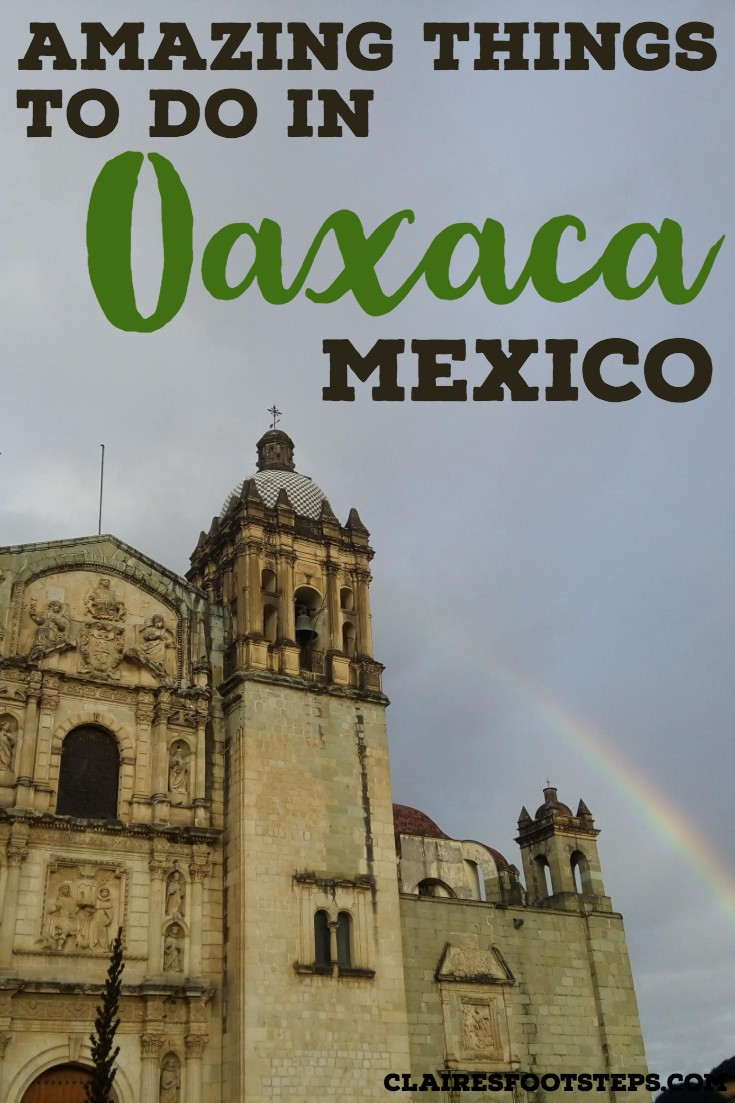 Searching for the best things to do in Oaxaca Mexico? This list will show you some of the best things to do in Mexico through attractions in Oaxaca and what to see in Oaxaca! See the best of the city with this Oaxaca travel guide. #oaxaca #mexico
