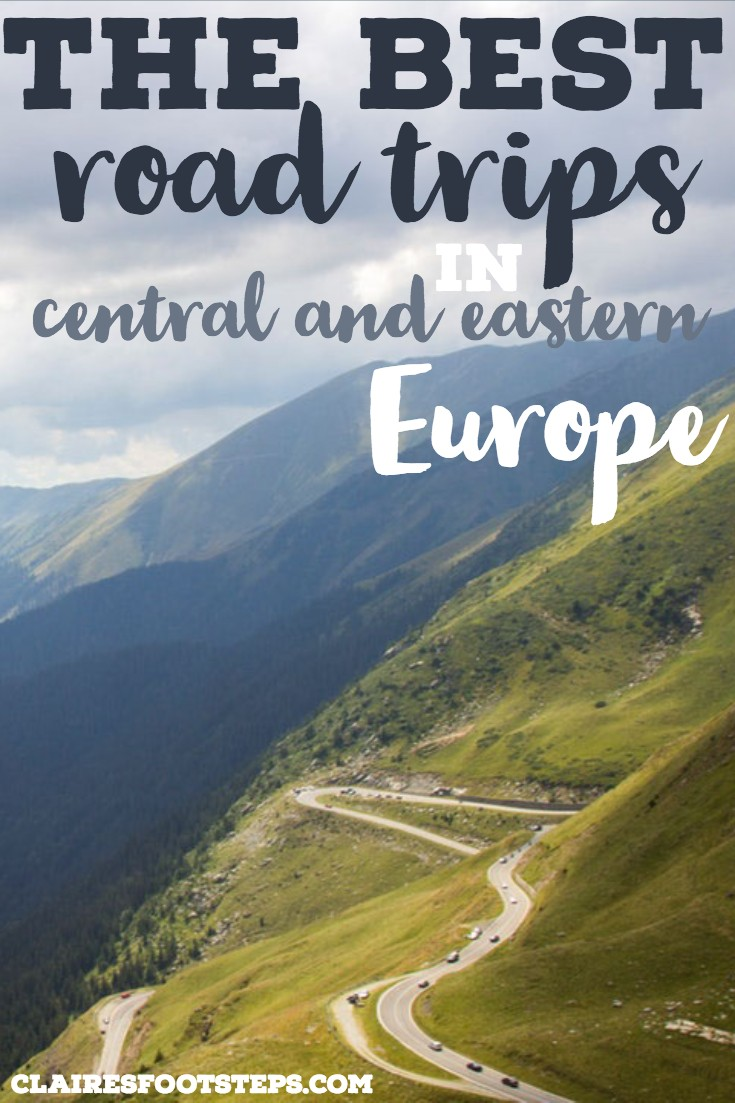 If you're wondering what the best road trips in Europe are, check out this instalment which shows you the best road trips in Bulgaria, the best road trips in Romania, road trips in Slovenia and road trips in Poland!