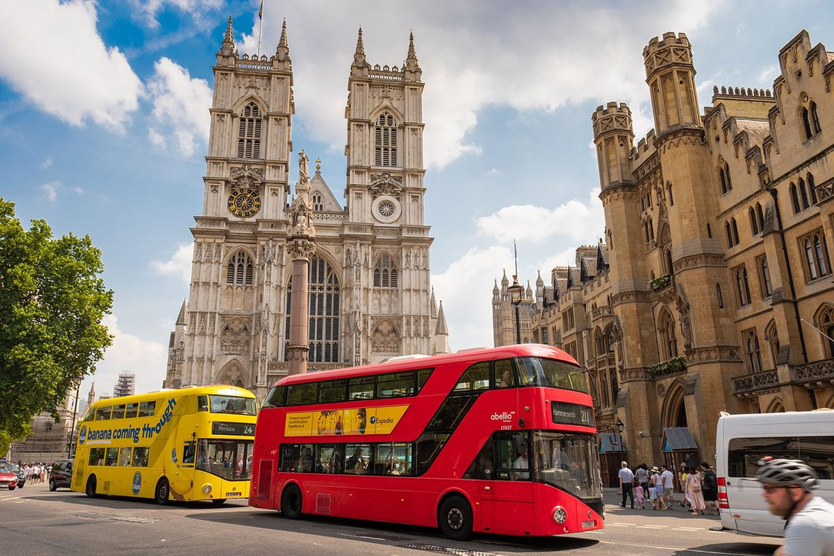 The Best London Itinerary: 4 Days in the British Capital