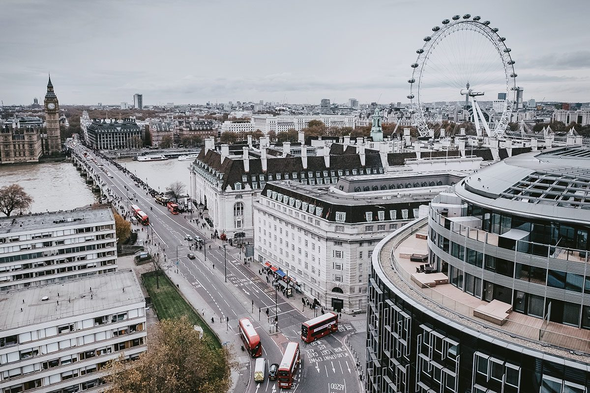 The Best London Itinerary: 4 Days in the British Capital | Claire's