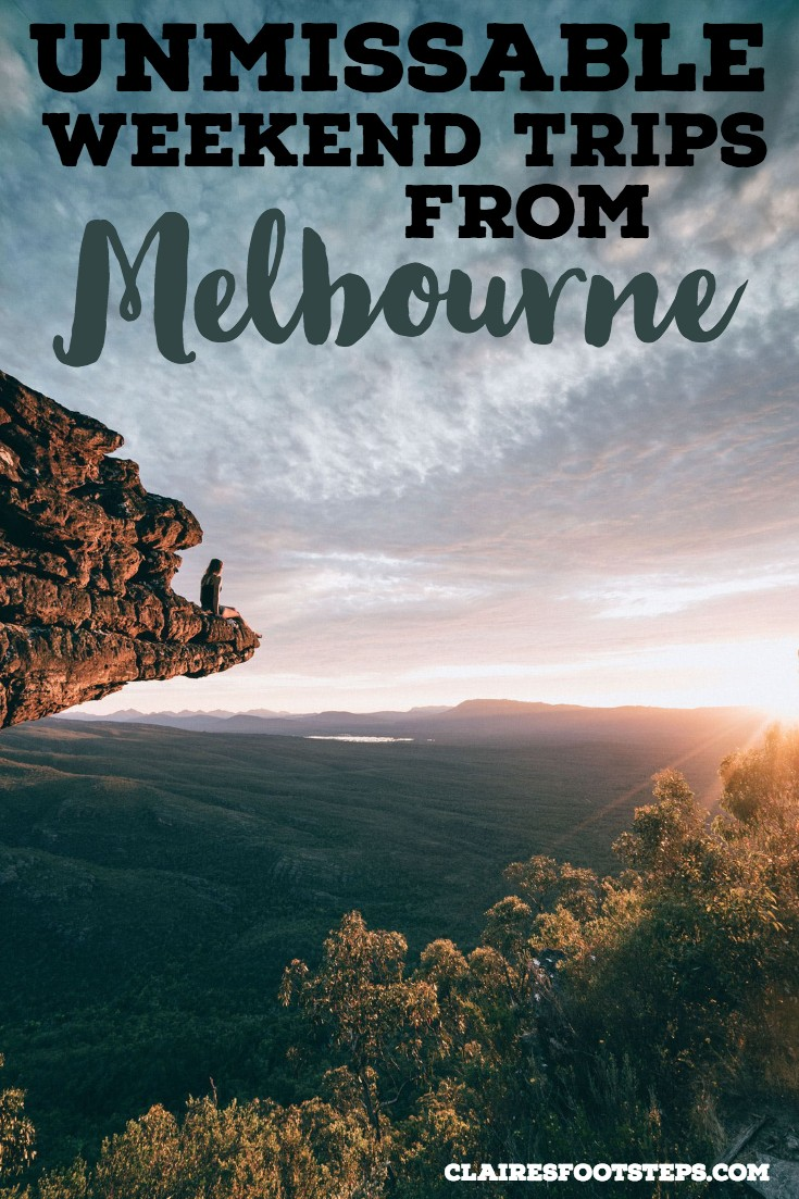 Looking for the best things to do around Melbourne? This guide to weekend trips from Melbourne and day trips from Melbourne will show you all of the best things to do in Melbourne, perfect if you're thinking of backpacking Melbourne or having a vacation in Melbourne with kids. These are some of the best things to do in Victoria, Australia without a doubt! #melbourne #australia