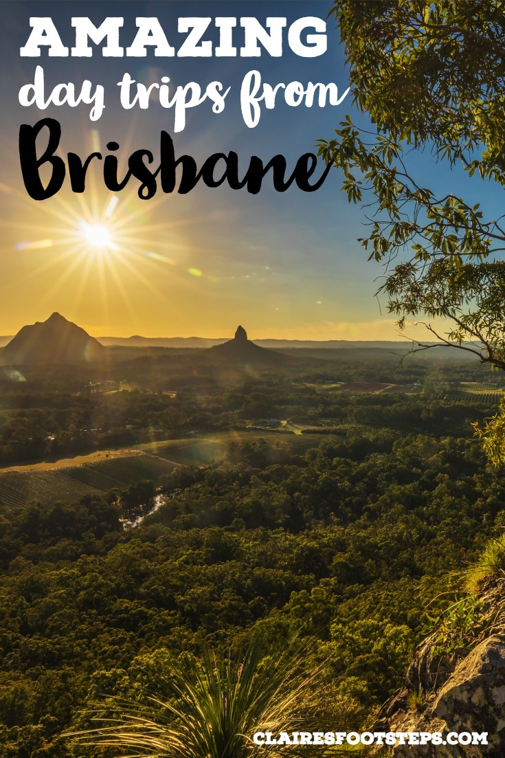 If you're looking for the best day trips from Brisbane, here's a great list of them. Including the best things to do in Queensland and the best things to do in New South Wales, Australia, this is a list of Brisbane day trips featuring Surfers Paradise, Byron Bay and Glasshouse Mountains. They're definitely the best things to do in Brisbane. #daytrips #queensland #australia #brisbane