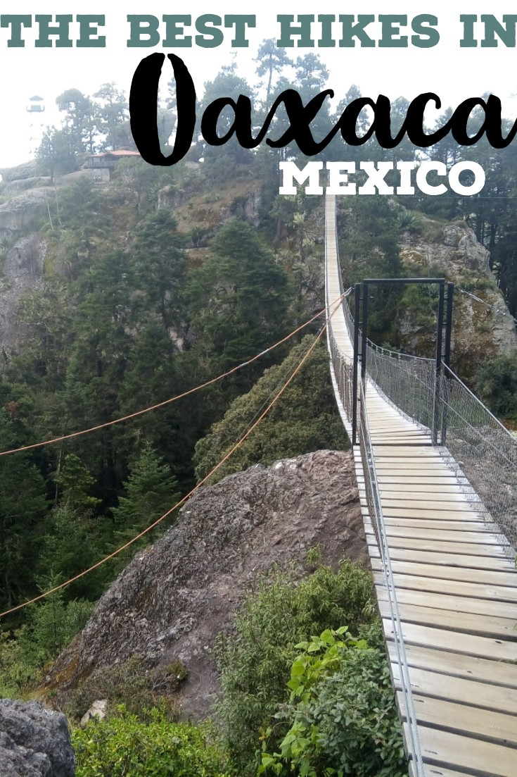 If you're wanting to go hiking in Oaxaca, this post will show you some of the best hikes in Mexico. Featuring hikes in Oaxaca like San Jose del Pacifico, Capulapam, Benito Juarez, Cuajimoloyas, Lachatao and Latuvi (many of which are the Pueblos Mancomunados), these are some of the best hiking in Mexico places. If you're looking for nature in Mexico, here it is! #oaxaca #mexico #hiking #travel