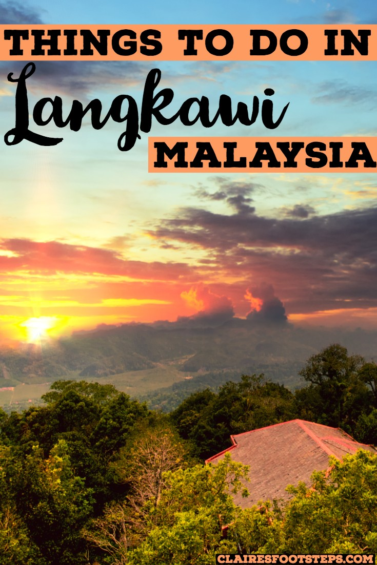 If you're wondering what to do in Langkawi, Malaysia, look no further for the best things to do in Langkawi. Featuring Langkawi attractions, beaches in Langkawi, nature in Langkawi and more, this is a great list of the best things to do in Malaysia. #travel #malaysia #langkawi