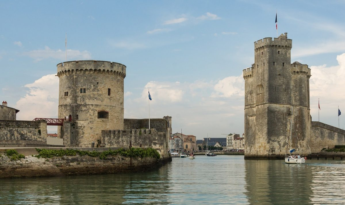La Rochelle Seaport