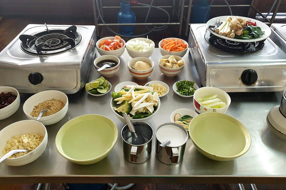 ingredients for thai cooking