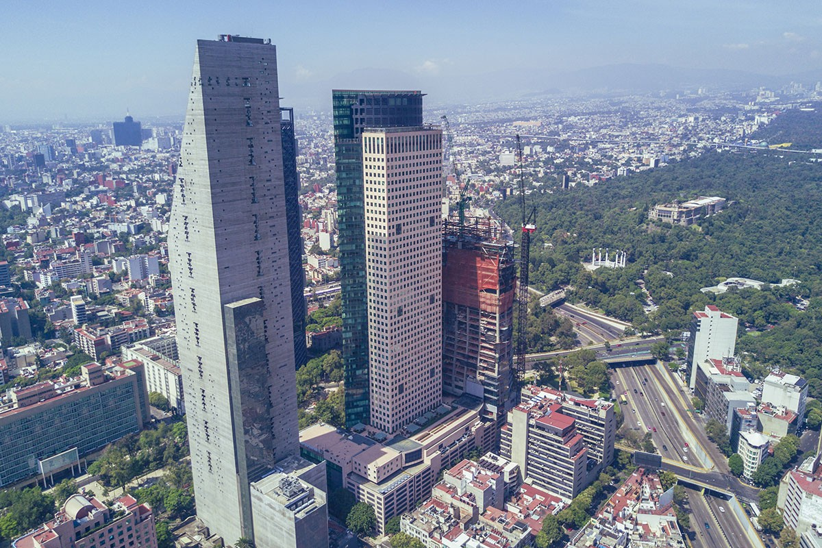 Reforma Mexico City where to stay