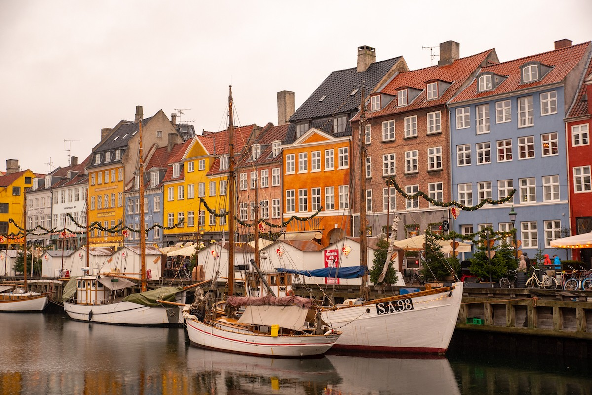 Copenhagen Denmark COLLAB ONLY
