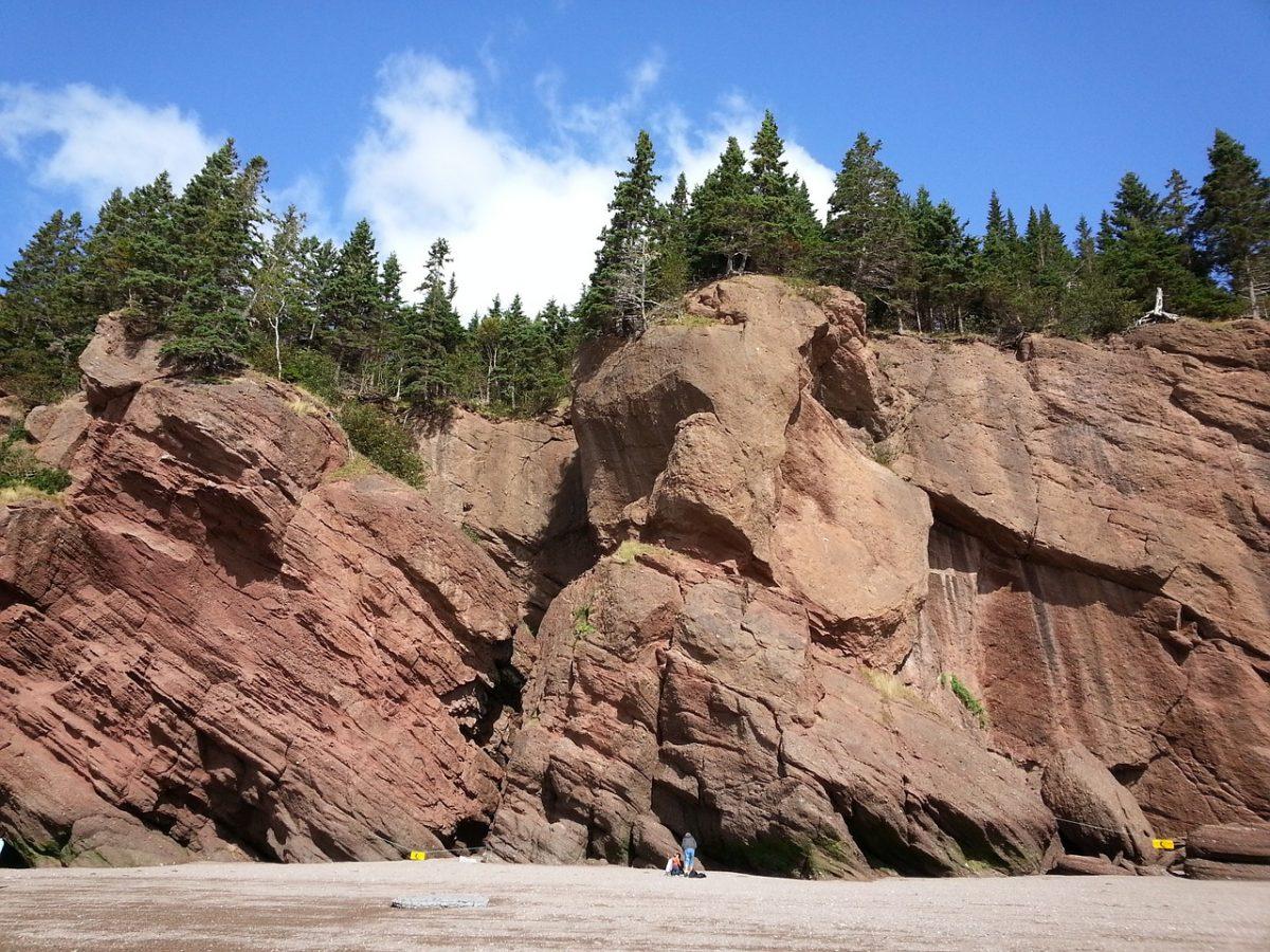 Fundy National Park New Brunswick