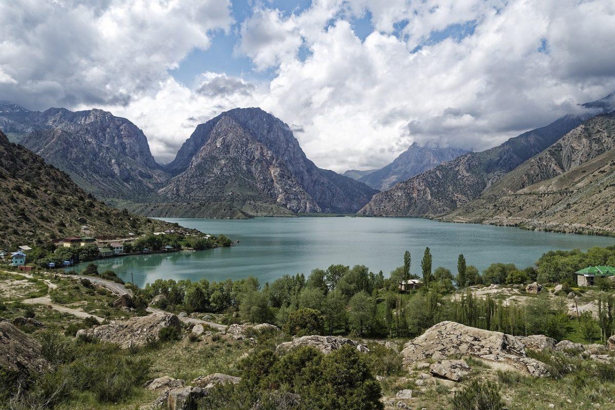 Iserkandul Tajikistan